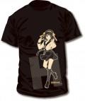 T恤-《凉宫春日的惊愕》