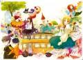 【展会限定】《种彩虹的女孩们·Chiya》纸质大海报