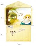 纸质文件袋套装01·Chiya